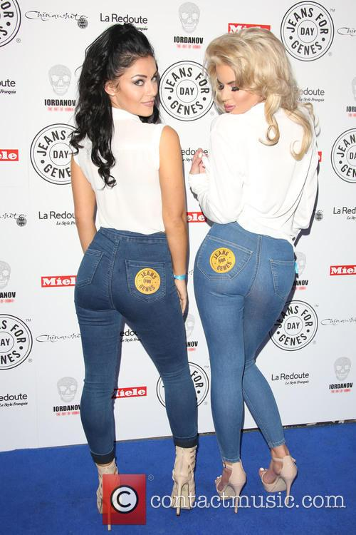 Cally Jane Beech and Hannah Elizabeth 2