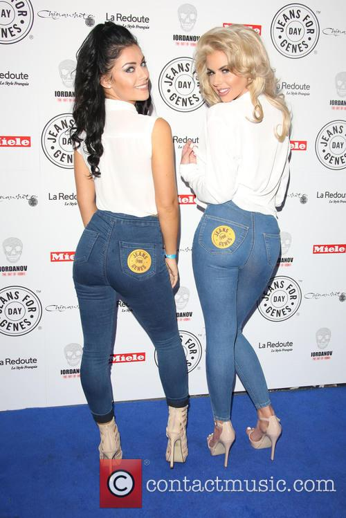 Cally Jane Beech and Hannah Elizabeth 3