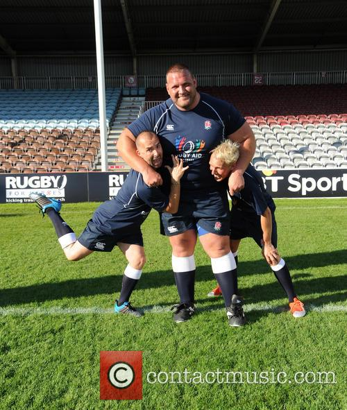 Louie Spence, Terry Hollands and Jamie Laing 3