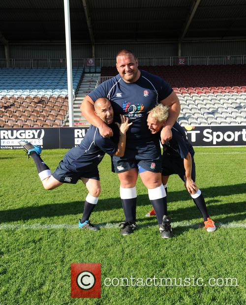 Louie Spence, Terry Hollands and Jamie Laing 4