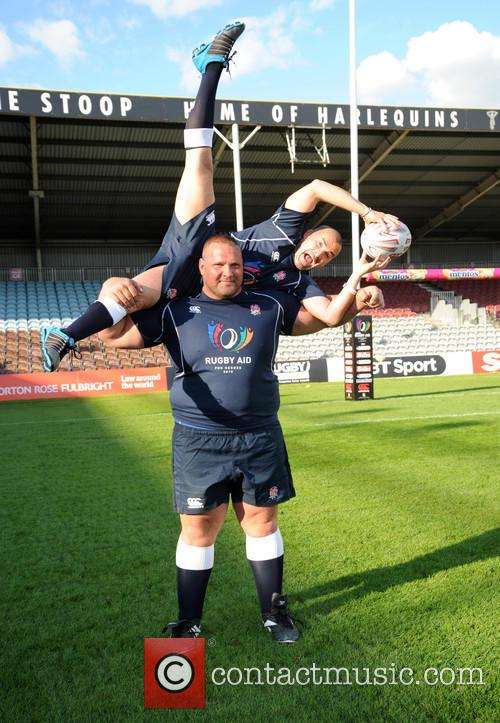 Louie Spence and Terry Hollands 2