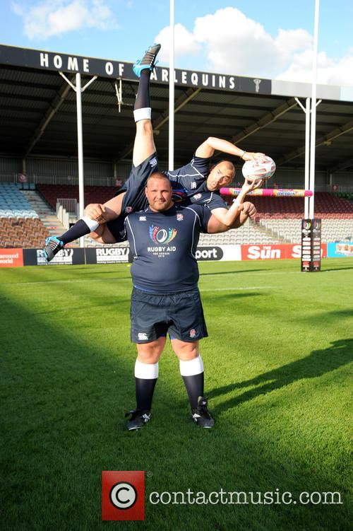 Louie Spence and Terry Hollands 3