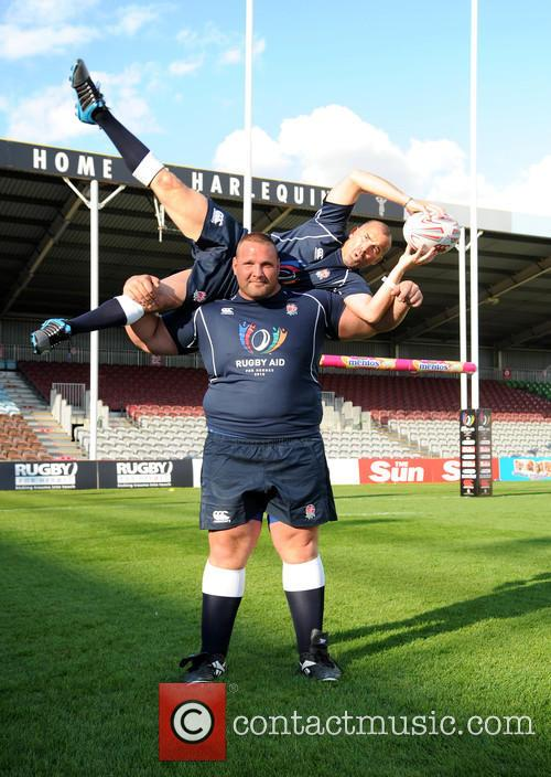 Louie Spence and Terry Hollands 4