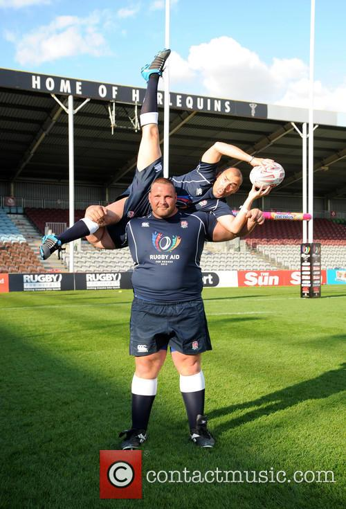 Louie Spence and Terry Hollands 5