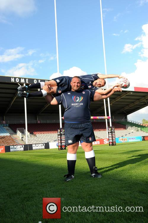 Louie Spence and Terry Hollands 6