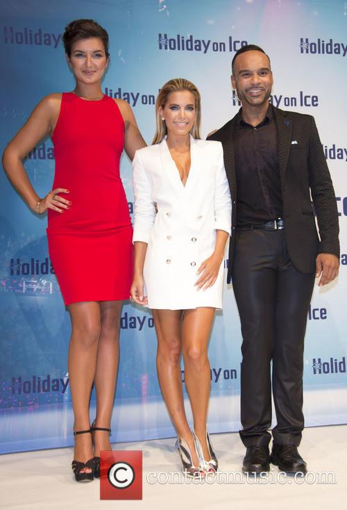 Sylvie Meis and Nica & Joe 2