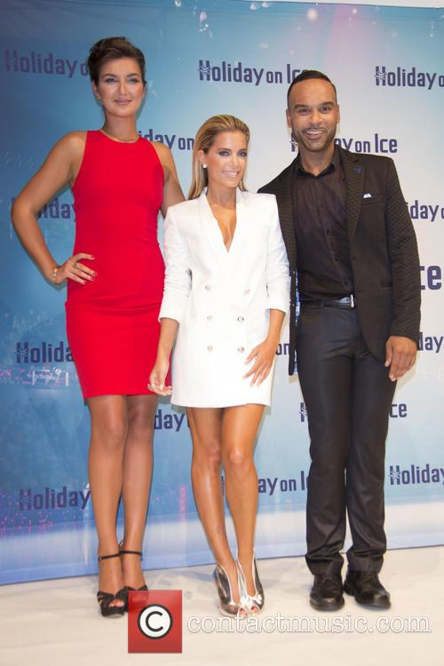 Sylvie Meis and Nica & Joe 1
