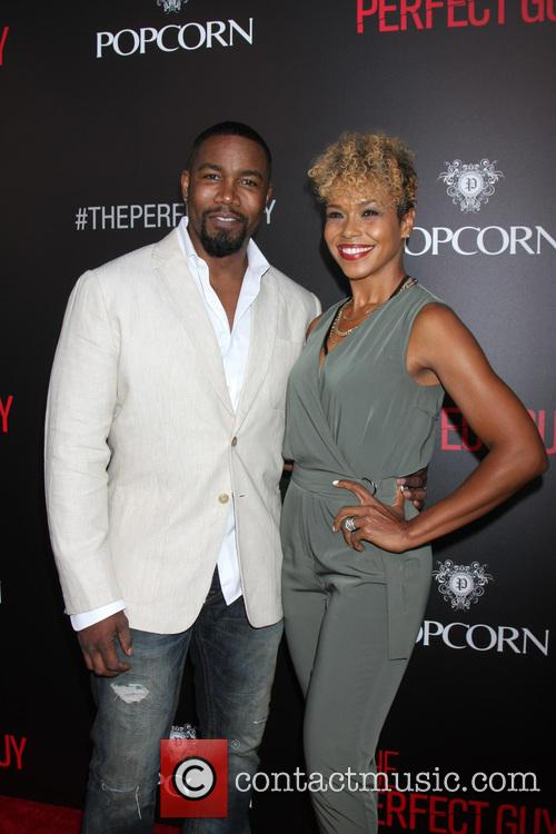 Michael Jai White and Corie White 2