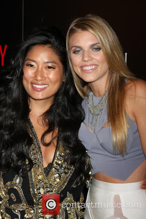 Chloe Flower and Annalynne Mccord 2