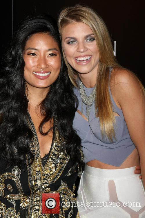Chloe Flower and Annalynne Mccord 1