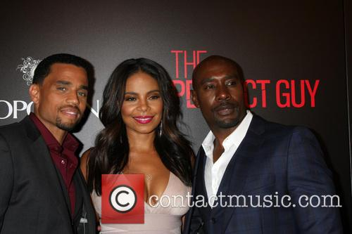 Michael Ealy, Sanaa Lathan and Morris Chestnut 5