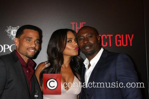Michael Ealy, Sanaa Lathan and Morris Chestnut 1
