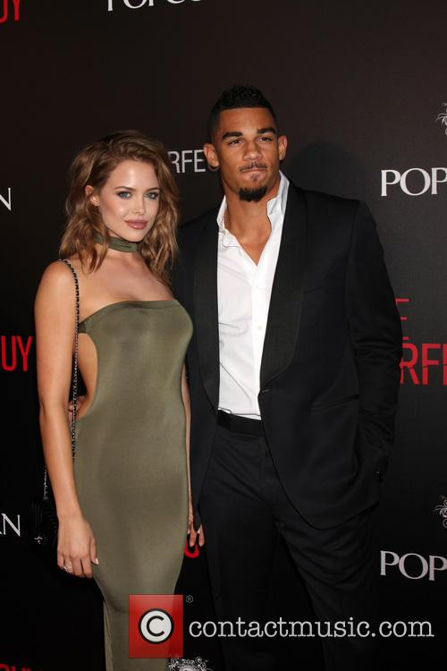 Mara Teigen and Evander Kane 2