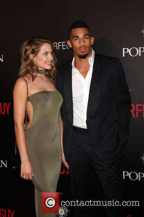 Mara Teigen and Evander Kane 1