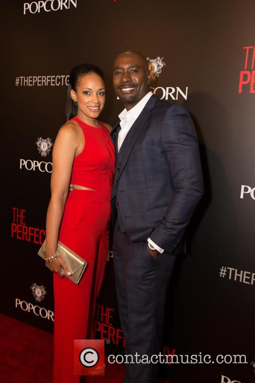 Pam Byse Chestnut and Morris Chestnut 2