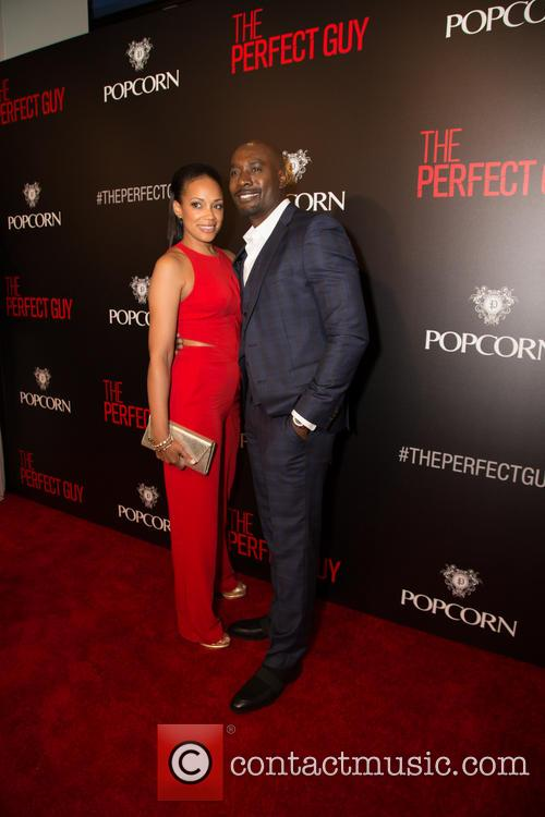 Pam Byse Chestnut and Morris Chestnut 1