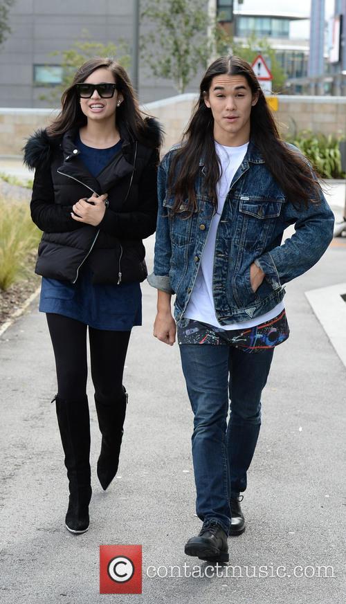 Sofia Carson and Boo Boo Stewart 1