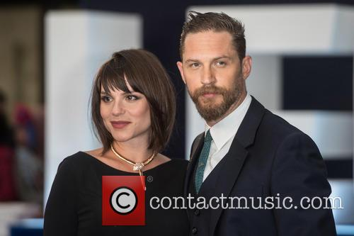 Tom Hardy and Charlotte Riley 11