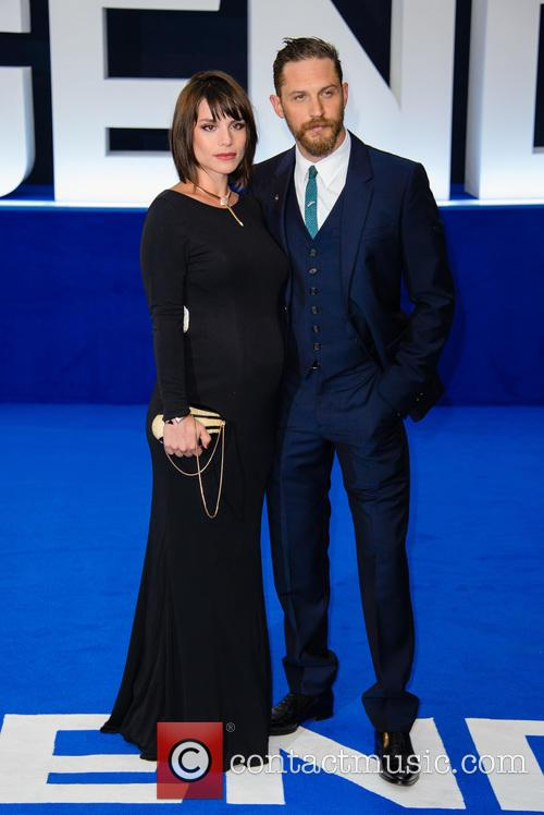 Charlotte Riley and Tom Hardy 3