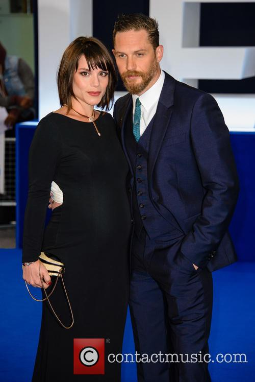 Charlotte Riley and Tom Hardy 9