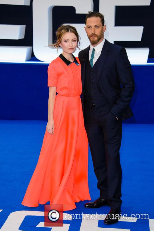Emily Browning and Tom Hardy 5