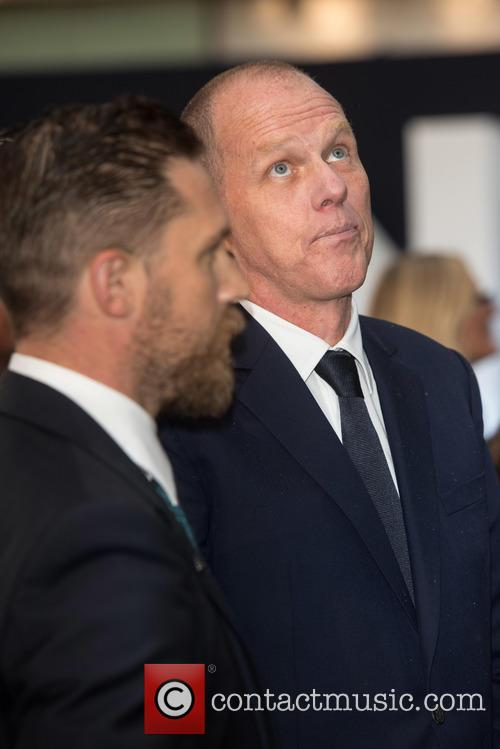 Tom Hardy and Brian Helgeland 1