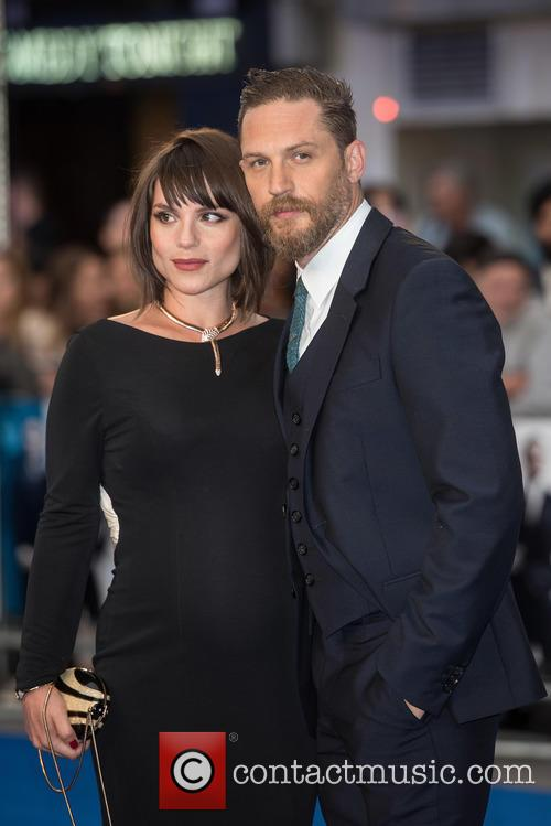 Charlotte Riley and Tom Hardy 10