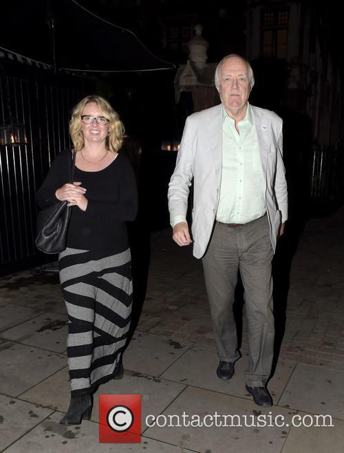 Sir Tim Rice and Jane Mcintosh 3