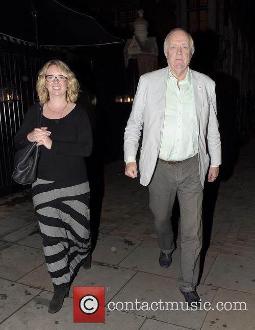 Sir Tim Rice and Jane Mcintosh 4