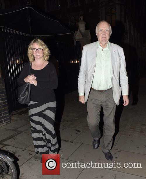 Sir Tim Rice and Jane Mcintosh 5