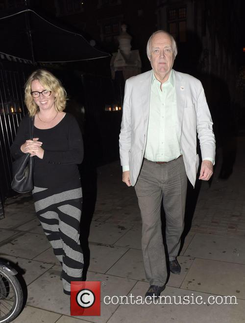Sir Tim Rice and Jane McIntosh leave Chiltern...