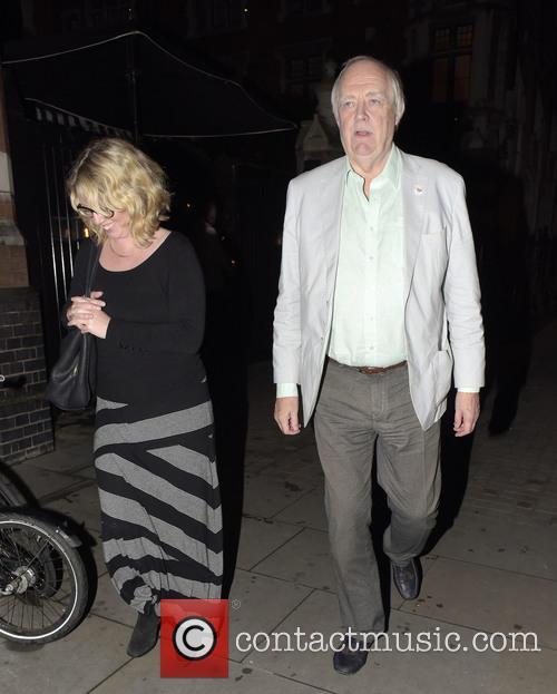 Sir Tim Rice and Jane Mcintosh 6