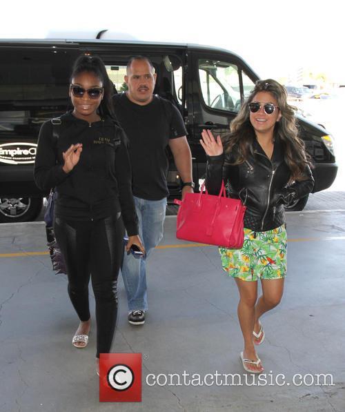 Fifth Harmony, Ally Brooke and Normani Hamilton 3