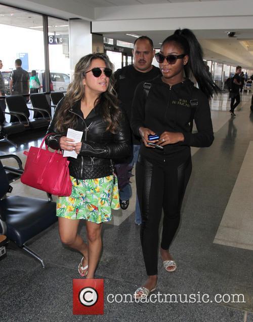 Fifth Harmony, Ally Brooke and Normani Hamilton 7