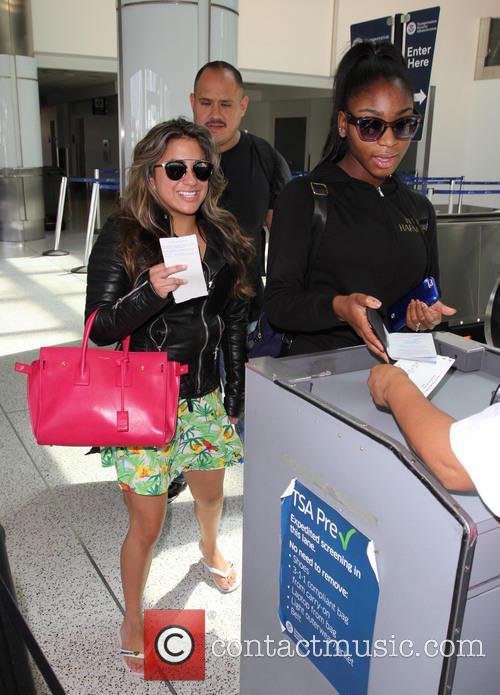 Fifth Harmony, Ally Brooke and Normani Hamilton 9