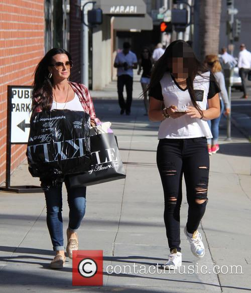 Kyle Richards and Sophia Umansky 2