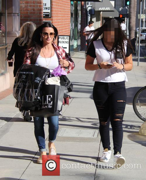 Kyle Richards and Sophia Umansky 4