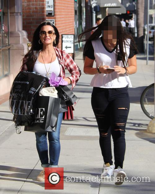 Kyle Richards and Sophia Umansky 1