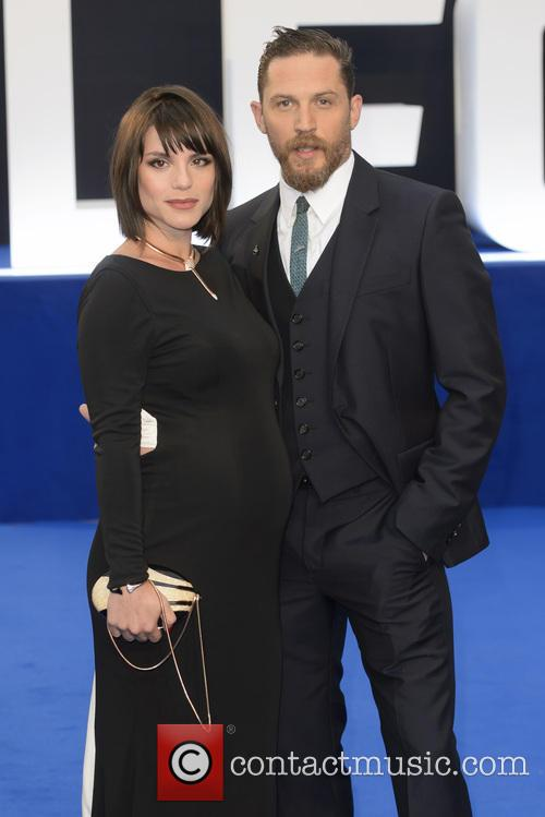 Charlotte Riley and Tom Hardy 1