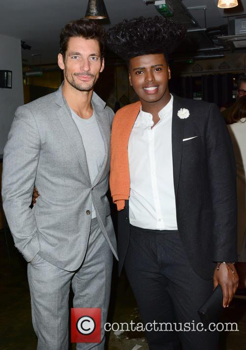 David Gandy and Prince Cassius 1