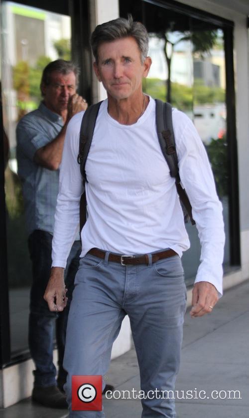 Matt McCoy out in Beverly Hills