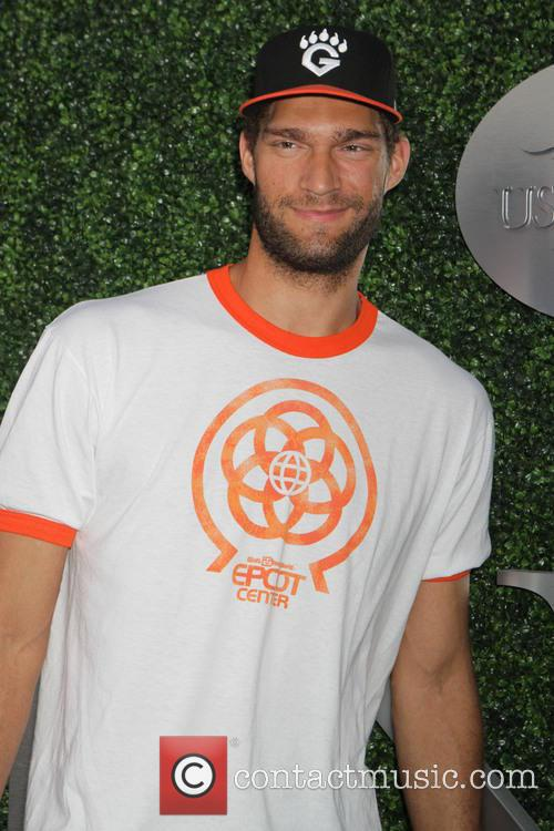 Tennis and Brook Lopez 1