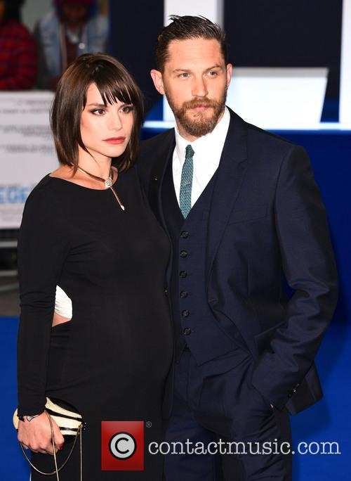 Tom Hardy's Wife Charlotte Riley Has Given Birth To Their First Child