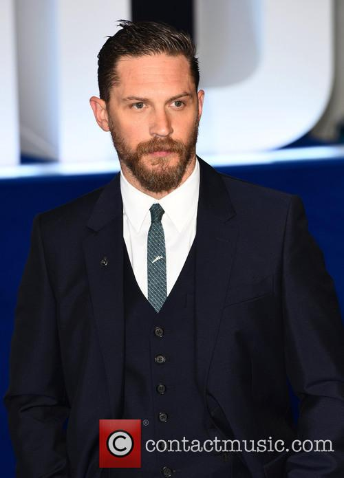 Tom Hardy Isn'T Ashamed Of His Old Myspace Pictures