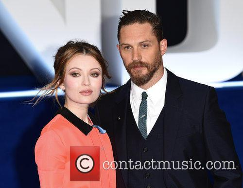 Emily Browning and Tom Hardy 1
