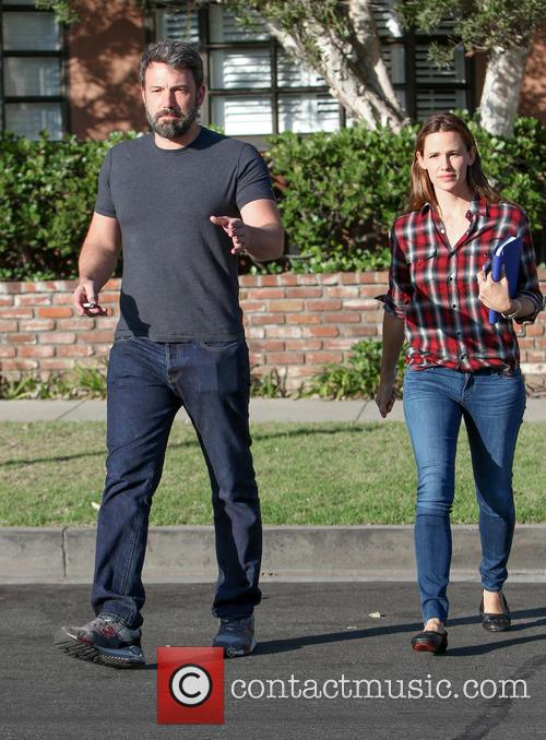 Jennifer Garner and Ben Affleck 2