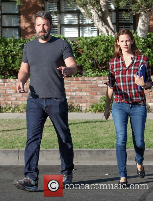 Jennifer Garner and Ben Affleck 1