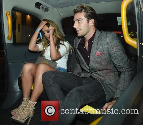 Charlotte Crosby and Max Morley 8