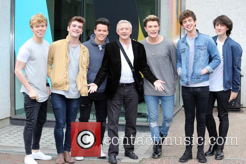 Louis Walsh and Home Town 9