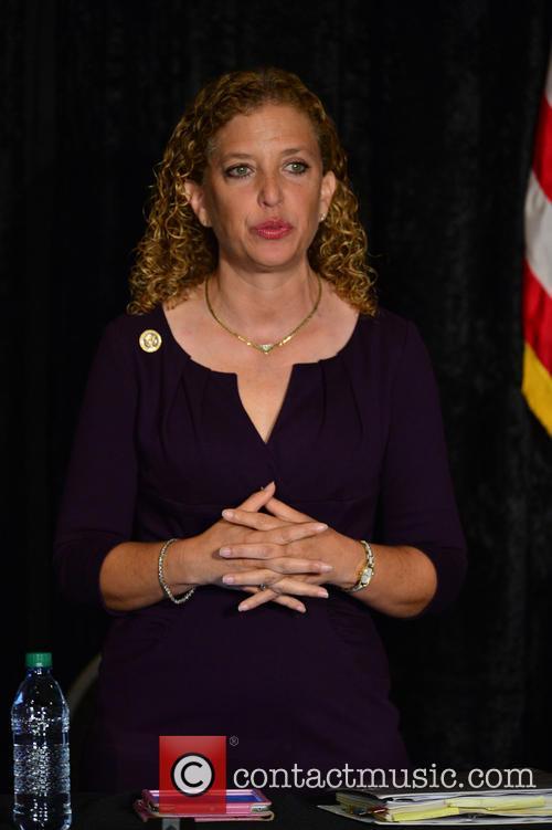 Rep. Debbie Wasserman Shultz 1